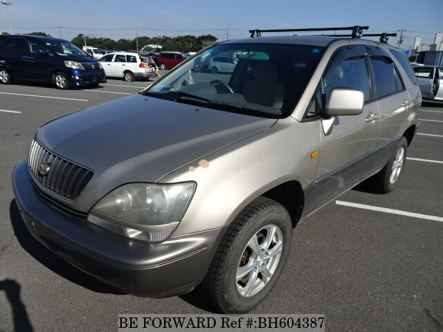 Used 1999 TOYOTA HARRIER BH604387 for Sale