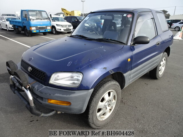 Used 1994 TOYOTA RAV4 BH604428 for Sale