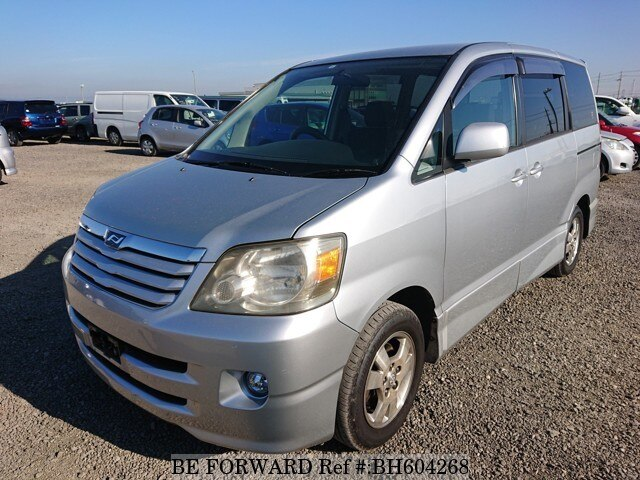 Used 2002 TOYOTA NOAH BH604268 for Sale
