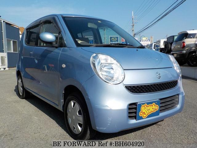 Used 2006 SUZUKI MR WAGON BH604920 for Sale
