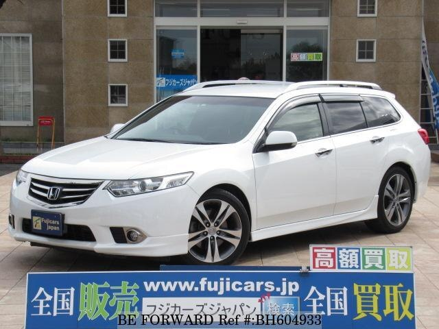 Used 2012 HONDA ACCORD TOURER BH604933 for Sale