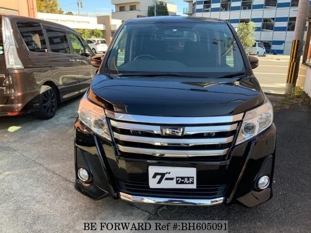 Used 2015 TOYOTA NOAH BH605091 for Sale