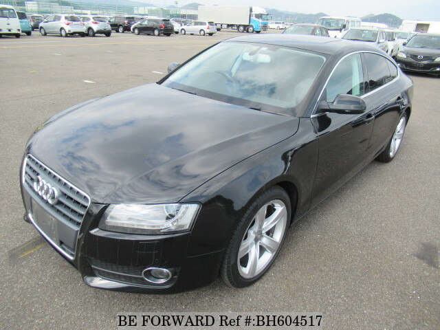 Used 2012 AUDI A5 BH604517 for Sale
