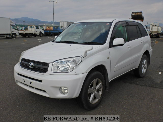 Used 2003 TOYOTA RAV4 BH604296 for Sale