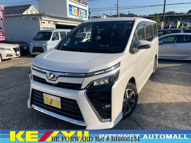 Used 2017 TOYOTA VOXY BH605134 for Sale