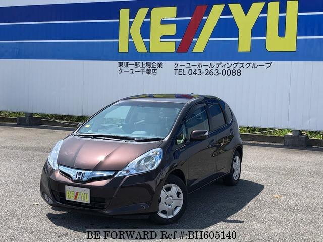 Used 2012 HONDA FIT HYBRID BH605140 for Sale