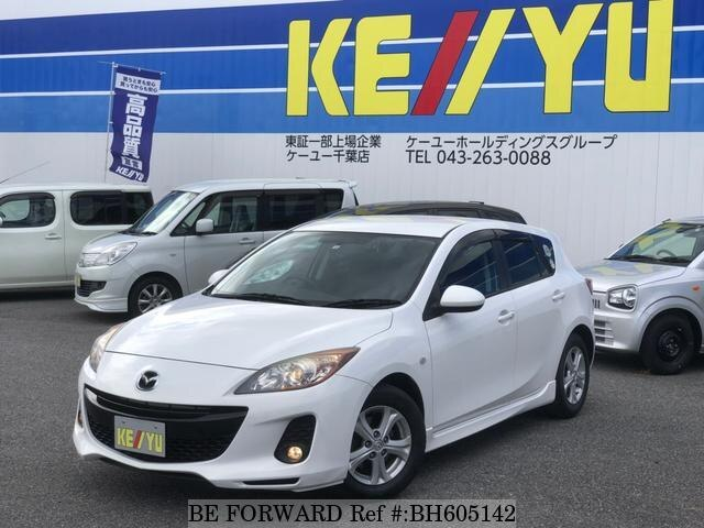 Used 2012 MAZDA AXELA SPORT BH605142 for Sale