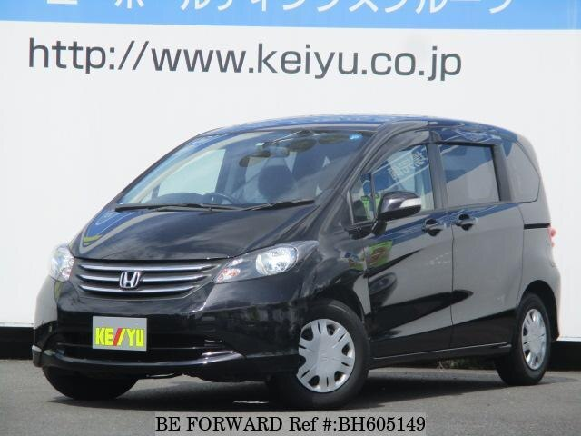 Used 2009 HONDA FREED BH605149 for Sale