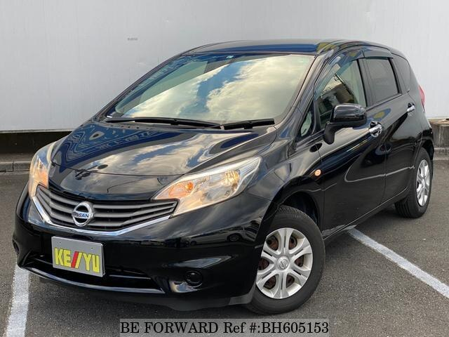 Used 2013 NISSAN NOTE BH605153 for Sale