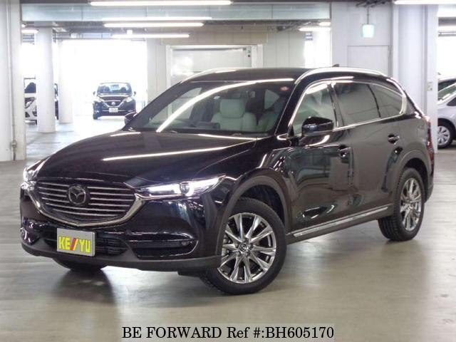 Used 2018 MAZDA CX-8 BH605170 for Sale