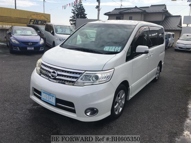 Used 2009 NISSAN SERENA BH605350 for Sale