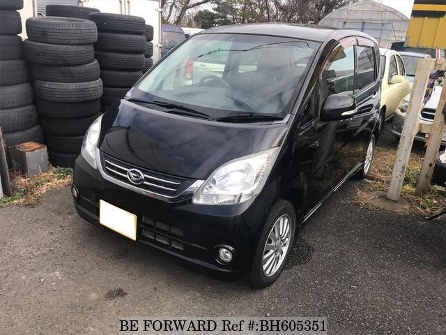 Used 2010 DAIHATSU MOVE BH605351 for Sale
