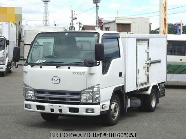 Used 2013 MAZDA TITAN BH605353 for Sale