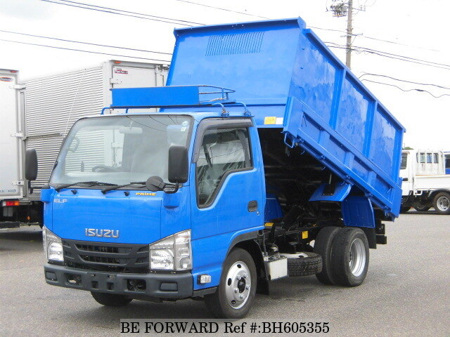 Used 2016 ISUZU ELF TRUCK BH605355 for Sale