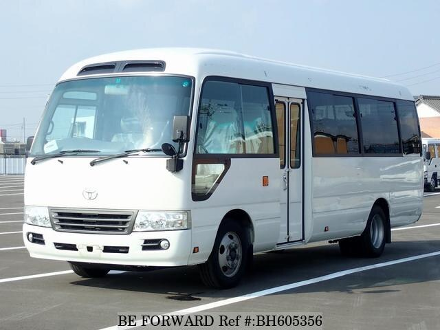 Used 2013 TOYOTA COASTER BH605356 for Sale