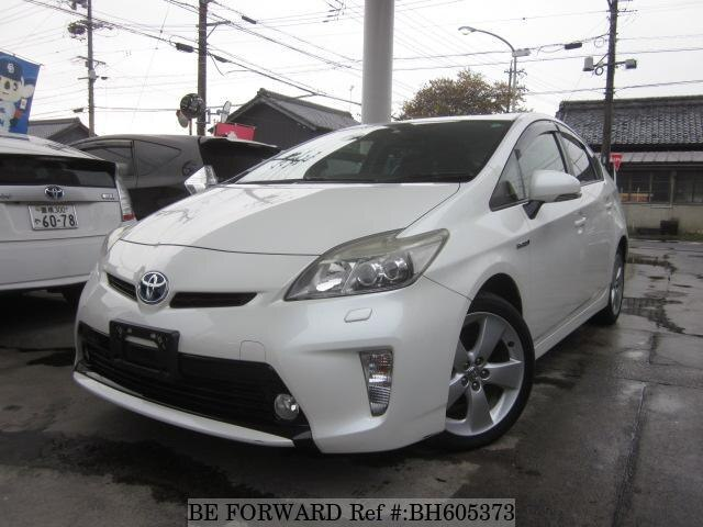Used 2013 TOYOTA PRIUS BH605373 for Sale