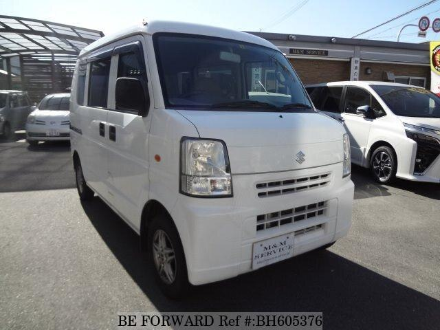 Used 2008 SUZUKI EVERY BH605376 for Sale
