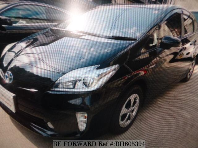 Used 2015 TOYOTA PRIUS BH605394 for Sale