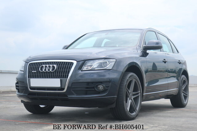Used 2012 AUDI Q5 BH605401 for Sale