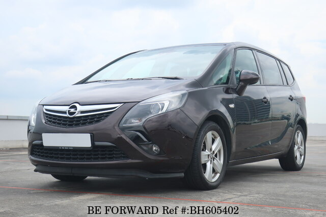 Used 2015 OPEL ZAFIRA BH605402 for Sale