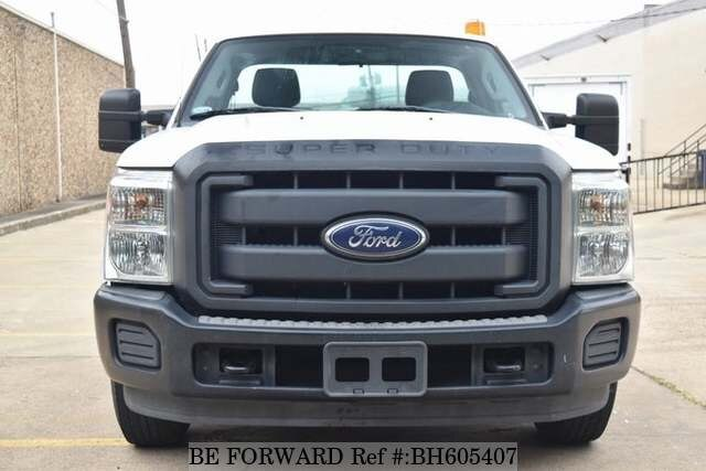 Used 2013 FORD F250 BH605407 for Sale