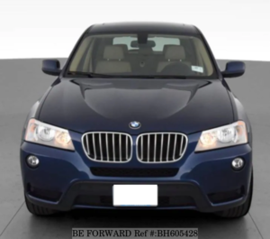 Used 2013 BMW X3 BH605428 for Sale