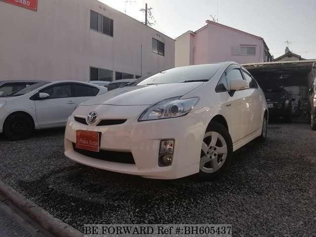 Used 2010 TOYOTA PRIUS BH605437 for Sale