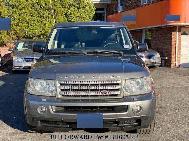 Used 2008 LAND ROVER RANGE ROVER SPORT BH605442 for Sale