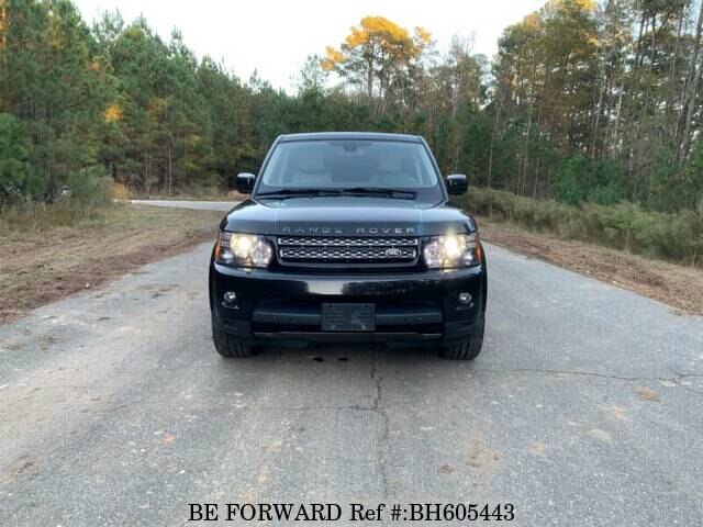 Used 2013 LAND ROVER RANGE ROVER SPORT BH605443 for Sale