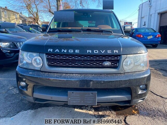 Used 2010 LAND ROVER RANGE ROVER SPORT BH605445 for Sale