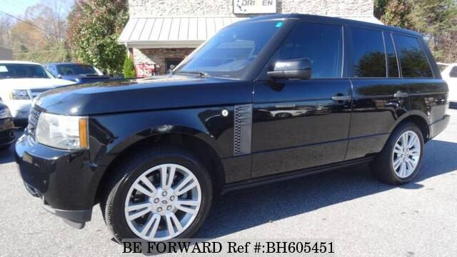 Used 2011 LAND ROVER RANGE ROVER BH605451 for Sale