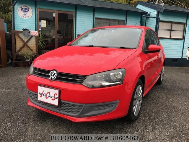 Used 2009 VOLKSWAGEN POLO BH605463 for Sale