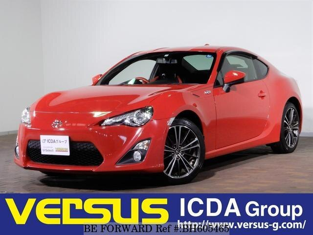 Used 2015 TOYOTA 86 BH605465 for Sale