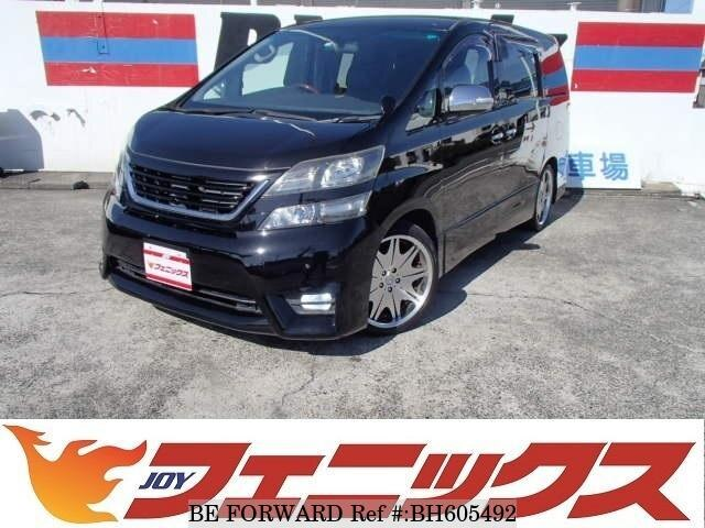 Used 2010 TOYOTA VELLFIRE BH605492 for Sale