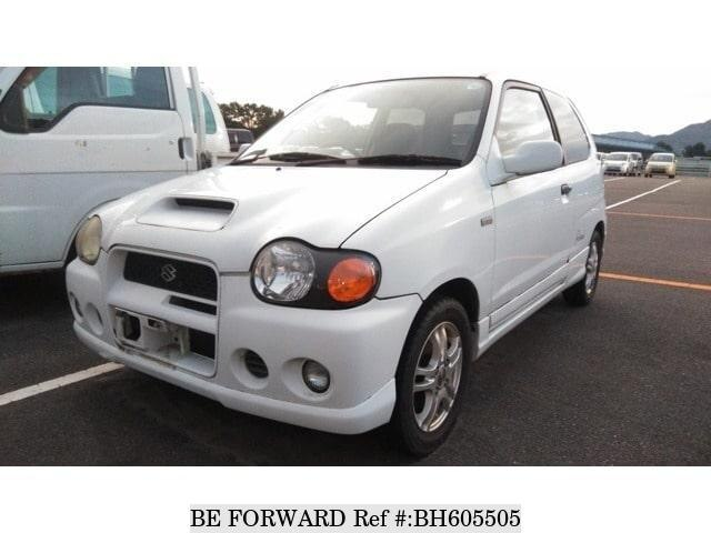 Used 1999 SUZUKI ALTO WORKS BH605505 for Sale