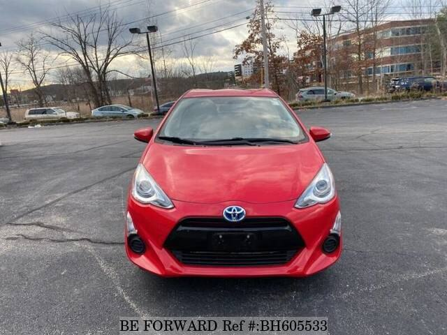 Used 2015 TOYOTA PRIUS BH605533 for Sale