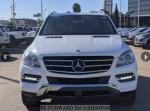 Used 2014 MERCEDES-BENZ M-CLASS BH605536 for Sale