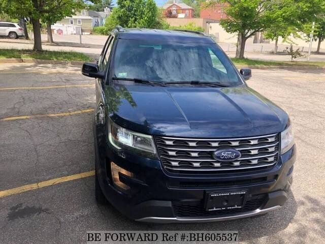 Used 2016 FORD EXPLORER BH605537 for Sale