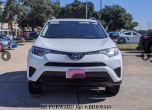 Used 2017 TOYOTA RAV4 BH605540 for Sale