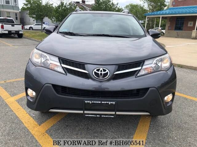 Used 2014 TOYOTA RAV4 BH605541 for Sale