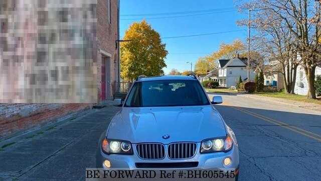 Used 2009 BMW X3 BH605545 for Sale
