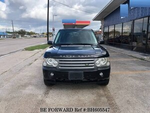 Used 2007 LAND ROVER RANGE ROVER BH605547 for Sale
