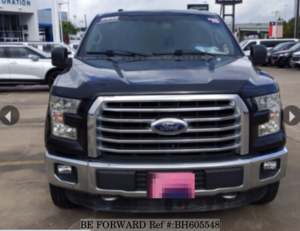 Used 2015 FORD F150 BH605548 for Sale