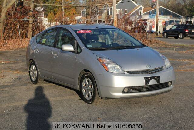 Used 2009 TOYOTA PRIUS BH605555 for Sale