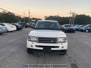 Used 2008 LAND ROVER RANGE ROVER SPORT BH605558 for Sale