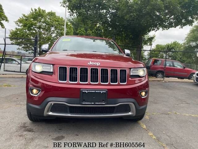 Used 2014 JEEP GRAND CHEROKEE BH605564 for Sale