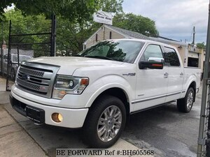 Used 2013 FORD F150 BH605568 for Sale