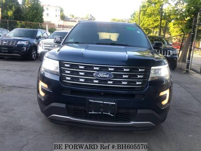 Used 2016 FORD EXPLORER BH605570 for Sale