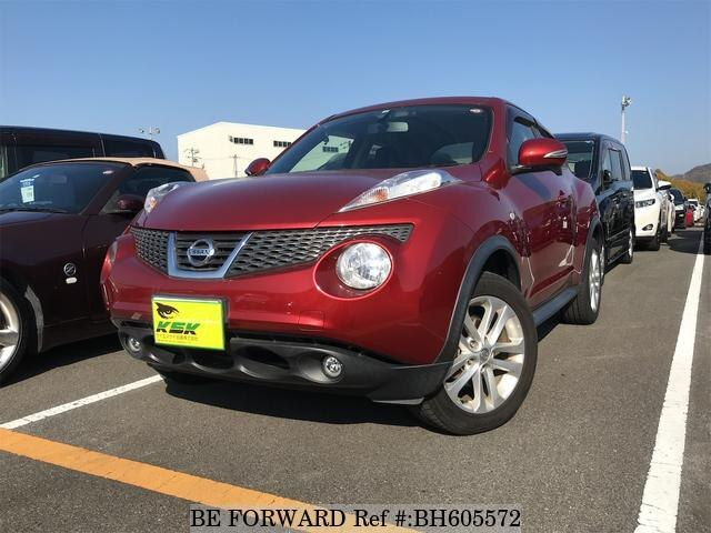 Used 2010 NISSAN JUKE BH605572 for Sale