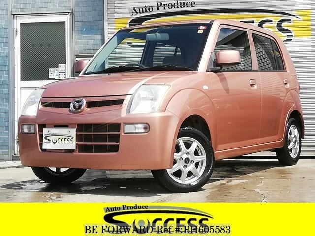 Used 2008 MAZDA CAROL BH605583 for Sale